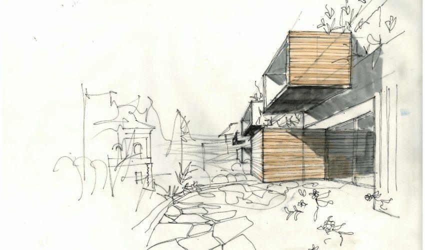 Progetto di Riqualificazione area residenziale  – Studio di fattibilità