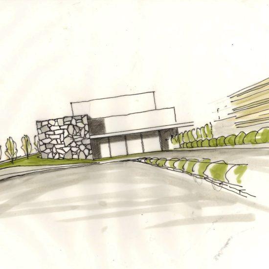 Progetto nuovo fabbricato commerciale/residenziale/terziario, Provincia di Varese