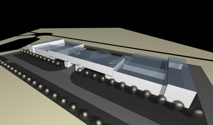 Realizzazione nuovo polo logistico/direzionale, Spa Francorchamps (Belgio)