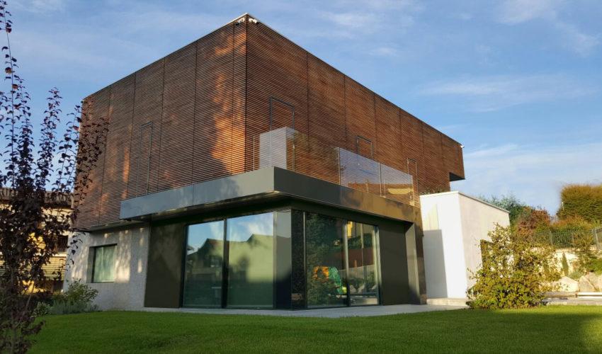 Realizzazione nuova villa, Gallarate (VA)
