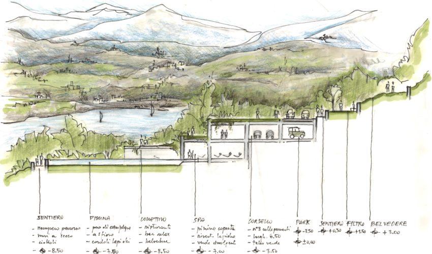 Realizzazione nuovo complesso ricettivo sul Lago Maggiore